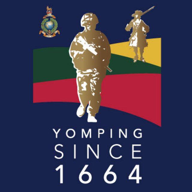 Yomping Since 1664